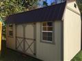 2017 Backyard Outfitters Side Lofted Barn
