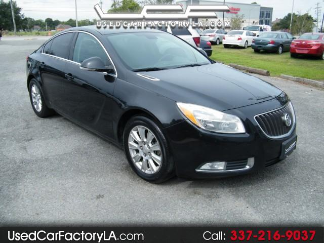 2013 Buick Regal Base