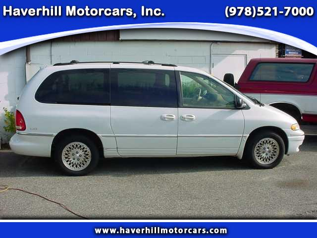 1996 Chrysler Town And Country Lxi. 1997 Chrysler Town And Country
