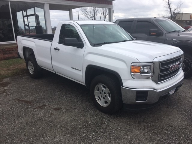 2015 GMC Sierra 1500 Base Long Box 2WD