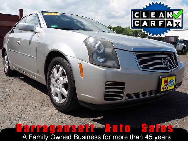 2007 Cadillac CTS Fully Loaded Leather Moonroof Only 71K