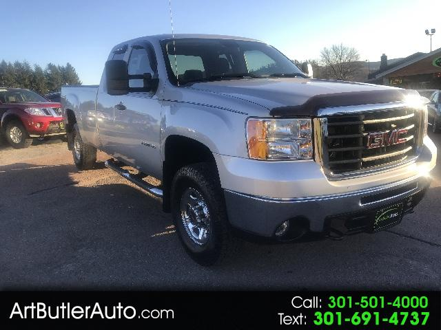 2010 GMC Sierra 2500HD Work Truck Ext. Cab Long Box 4WD
