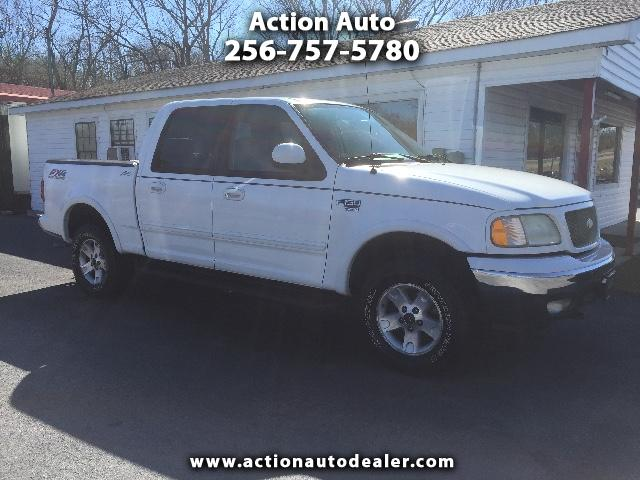 2003 Ford F-150 Lariat SuperCrew 4WD