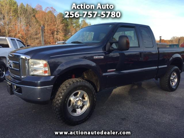 2005 Ford F250 Lariat SuperCab 4WD