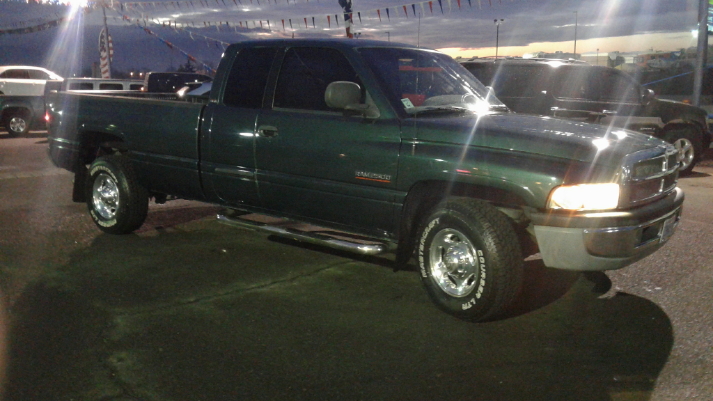 2001 Dodge Ram 2500 Quad Cab Short Bed 2WD