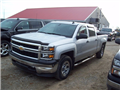 2015 Chevrolet Silverado 1500 Work Truck Crew Cab 4WD
