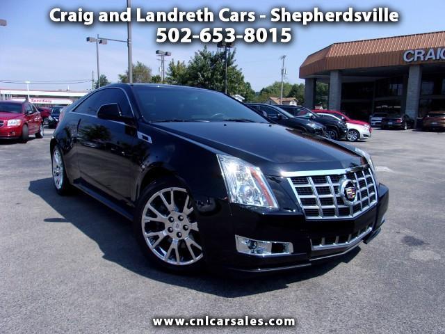 2013 Cadillac CTS Premium w/ Navi