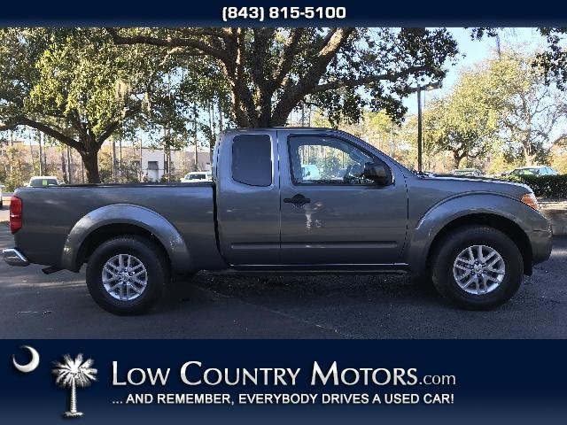 2016 Nissan Frontier SV King Cab I4 5AT 2WD