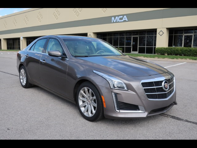 2014 Cadillac CTS 2.0L Turbo Luxury RWD
