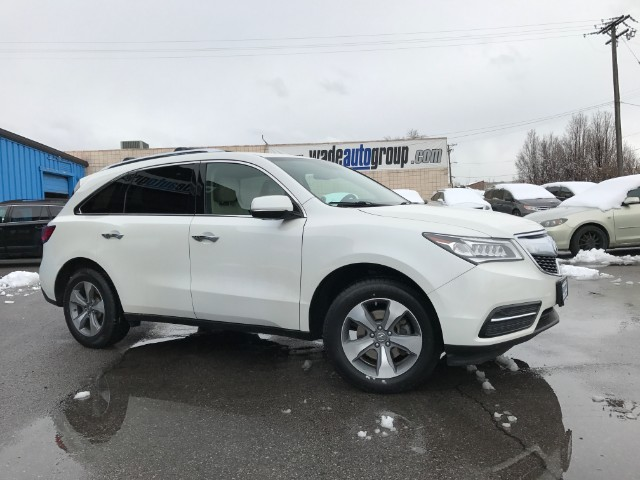 2014 Acura MDX SH-AWD 6-Spd AT