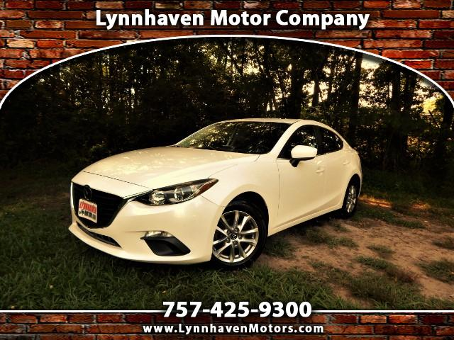2014 Mazda MAZDA3 i Touring w/ Navigation, Sunroof, Camera, 22k mile