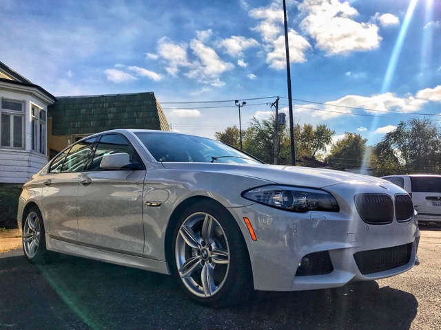 2013 BMW 5-Series 535i M-Package