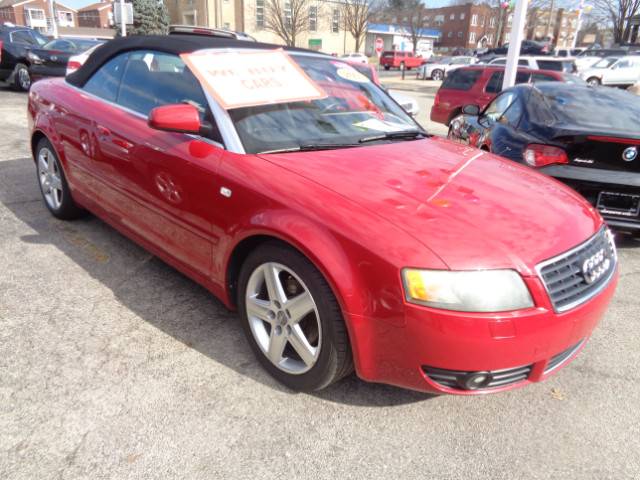 2005 Audi A4 1.8T Cabriolet