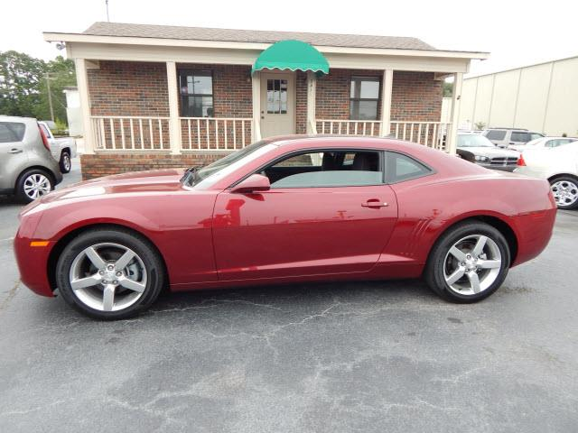 2010 Chevrolet Camaro LT1 Coupe