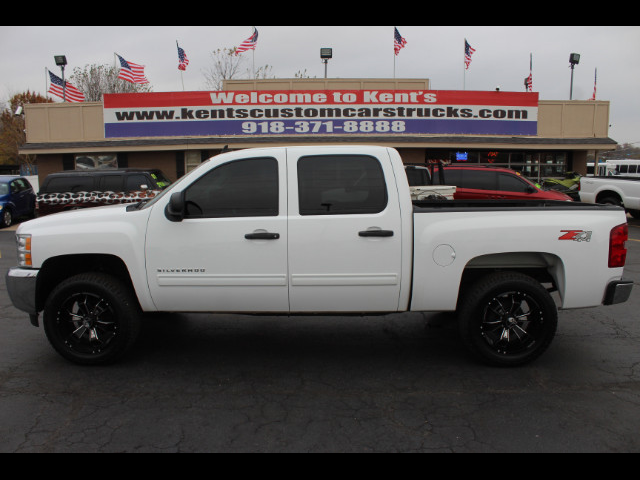 2013 Chevrolet Silverado 1500 LT Crew Cab Z71 4WD 5.8ft Short Bed