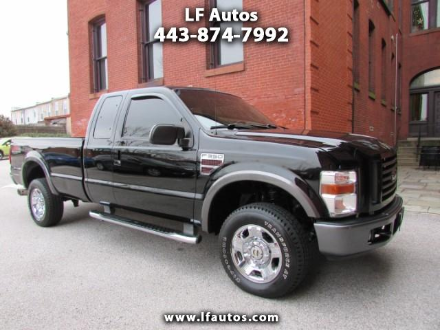 2008 Ford F-350 SD FX4 SuperCab Long Bed