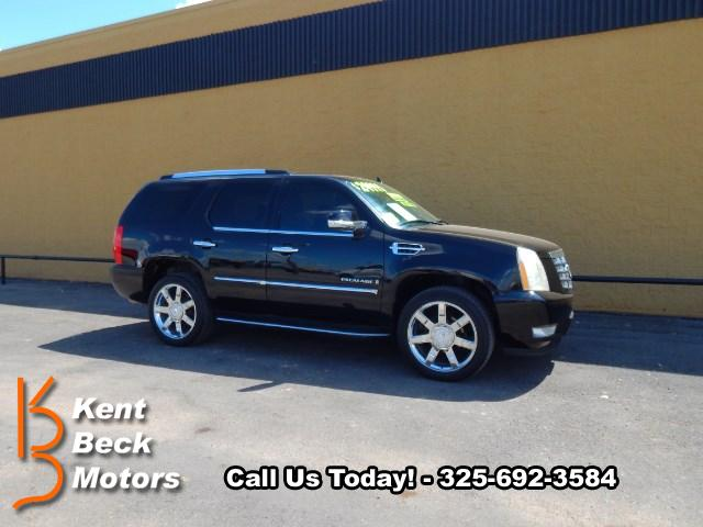 used 2008 cadillac escalade for sale in abilene tx 79605