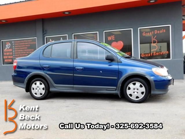 used 2001 toyota echo 4 door for sale in abilene tx 79605