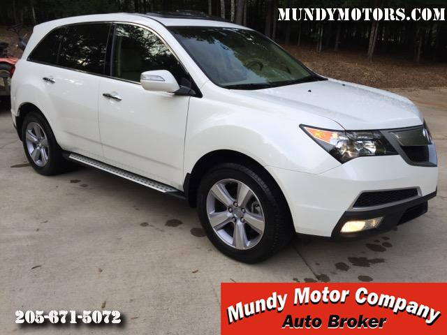 Used 2013 Acura Mdx For Sale In Columbiana Al 35051 Mundy Motor Co Inc