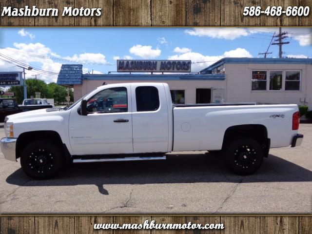 2009 Chevrolet Silverado 2500HD LT Ext Cab Long Box 4WD