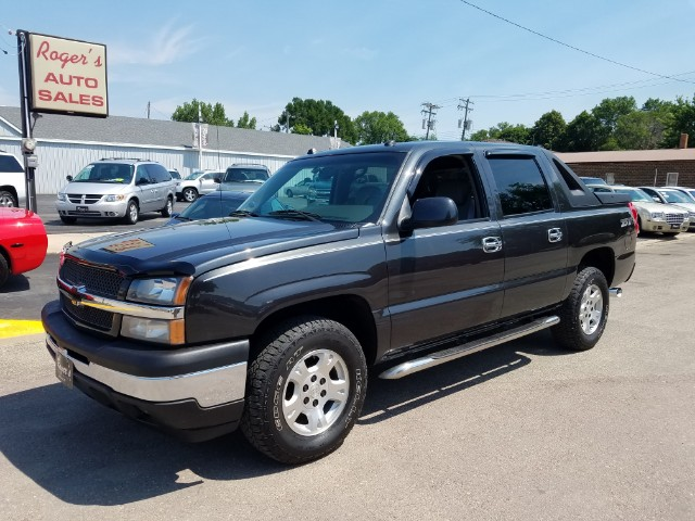 2005 Chevrolet Avalanche LT 4WD Z71 Leather