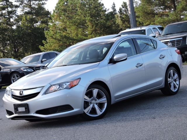 2014 Acura ILX 5-Spd AT w/ Premium Package