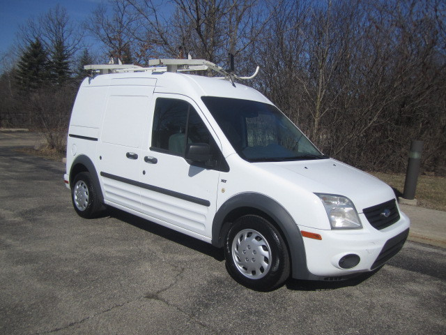 2011 Ford Transit Connect XLT NO WINDOWS