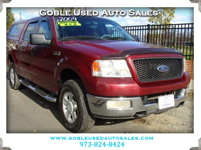 2004 Ford F-150 XLT SuperCrew 6.5-ft. Bed 4WD