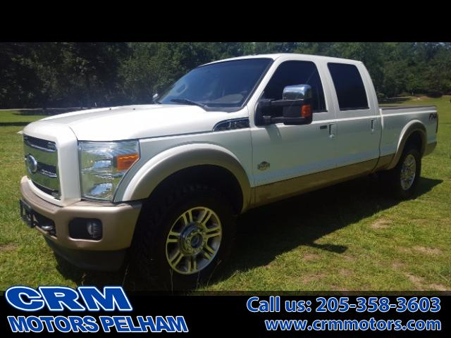 2011 Ford F-250 SD Lariat 4WD