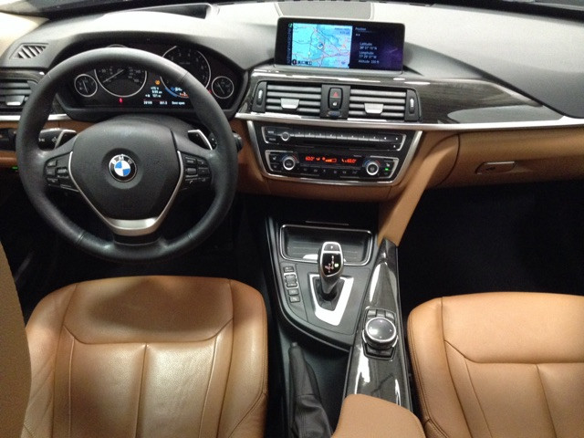 2014 BMW 3-Series Gran Turismo 328i xDrive With Luxury Line