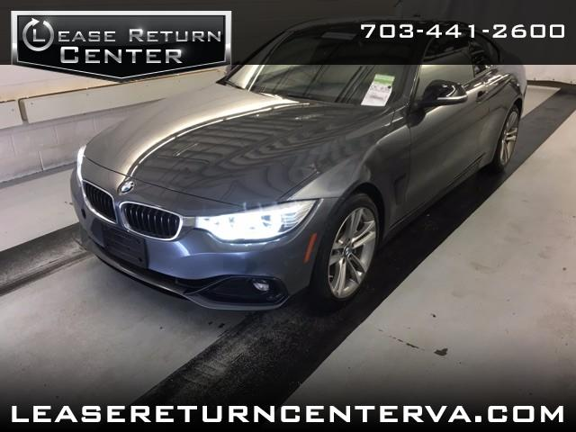 2014 BMW 4-Series 435 xDrive with Navigation System