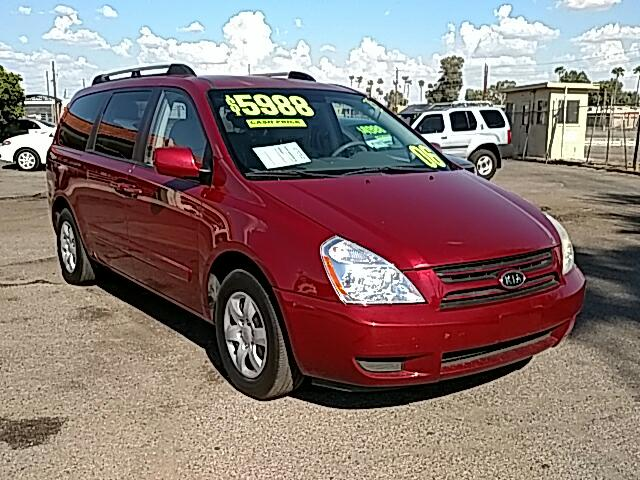 Used 2006 Kia Sedona For Sale In Phoenix Az 85301 New Deal