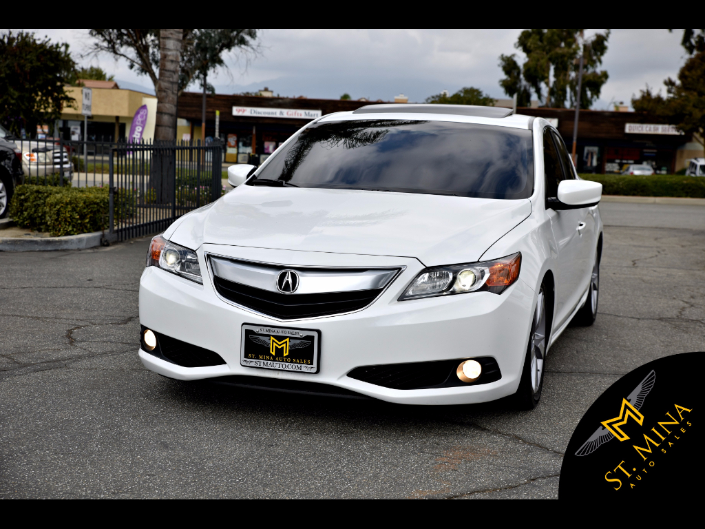 2014 Acura ILX 6-Spd MT w/ Premium Package