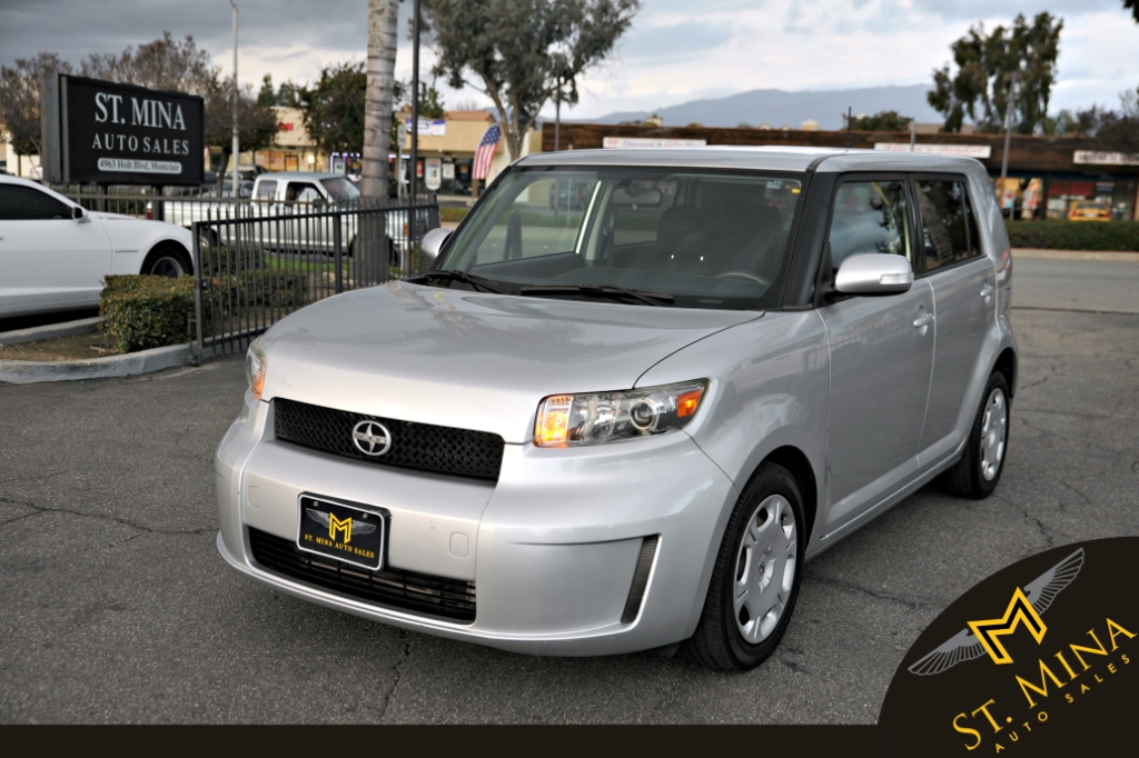 used 2008 scion xb wagon for sale in montclair ca 91763 st mina auto sales. Black Bedroom Furniture Sets. Home Design Ideas