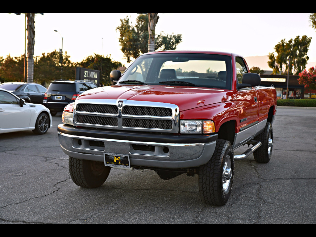 2001 Dodge Ram 2500 SLT Reg. Cab Long Bed 4WD