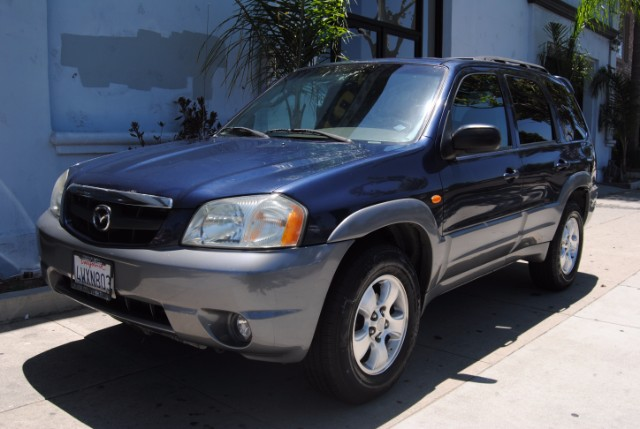 used 2002 mazda tribute for sale in lawndale ca 90260. Black Bedroom Furniture Sets. Home Design Ideas