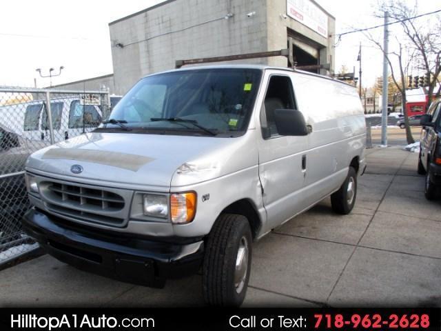 2002 Ford Econoline Vans E-350 Cargo Van ***89K***  Silver
