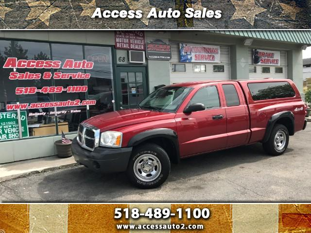 2006 Dodge Dakota ST Club Cab 4WD
