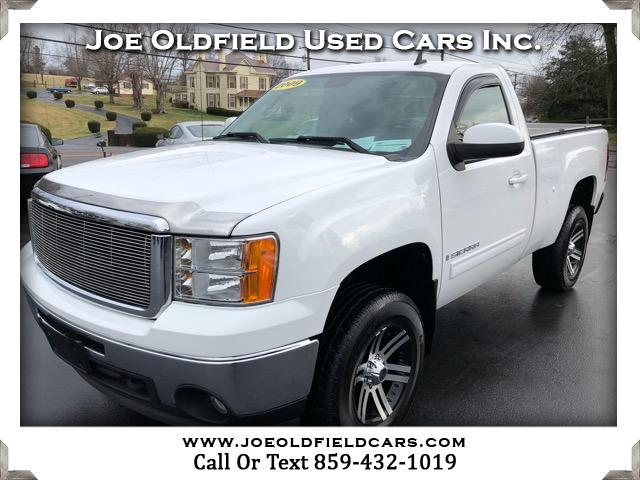 2009 GMC Sierra 1500 Reg. Cab 6.5-ft. Bed 4WD