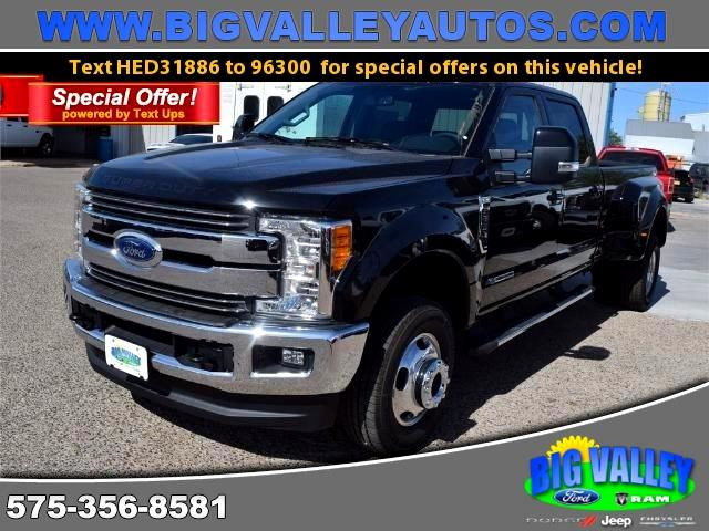 2017 Ford F-350 SD XL Crew Cab Long Bed DRW 4WD