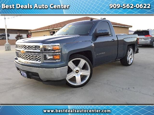 2014 Chevrolet Silverado 1500 LT Short Box 2WD