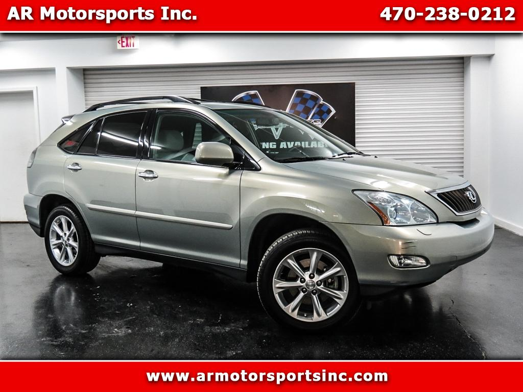 2009 Lexus RX 350 RX350 FWD WITH NAVIGATION AND BACK UP OF CAMERA