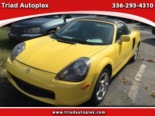 2000 Toyota MR2 Spyder Base