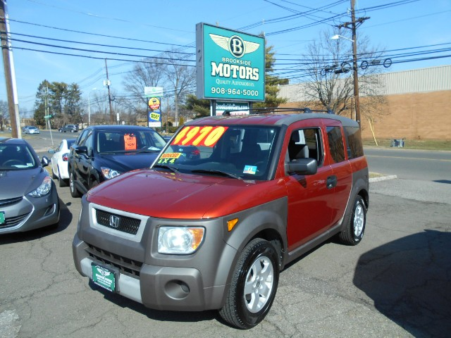 2003 Honda Element EX 4WD w/ Front Side Airbags