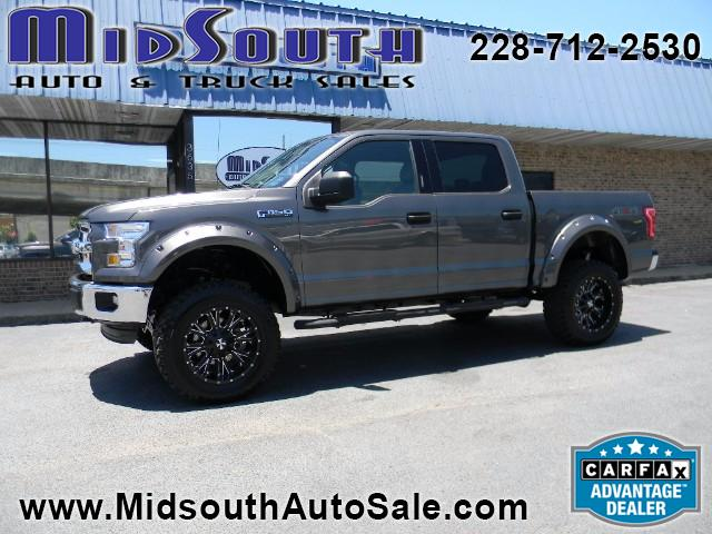 2015 Ford F-150 XLT SuperCab 5.5-ft Box 4WD