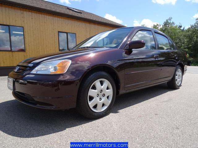 used 2001 honda civic for sale in coventry ri 02816