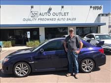 Testimonials at 101 Auto Outlet, Phoenix, AZ, 602-677-0184