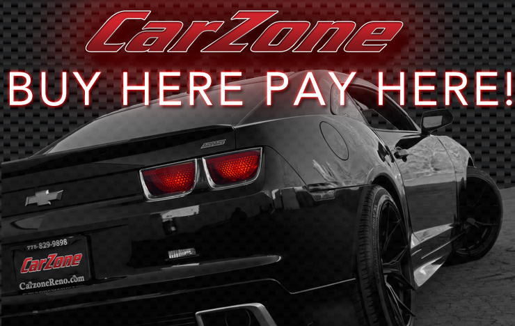 In House Financing CarZone