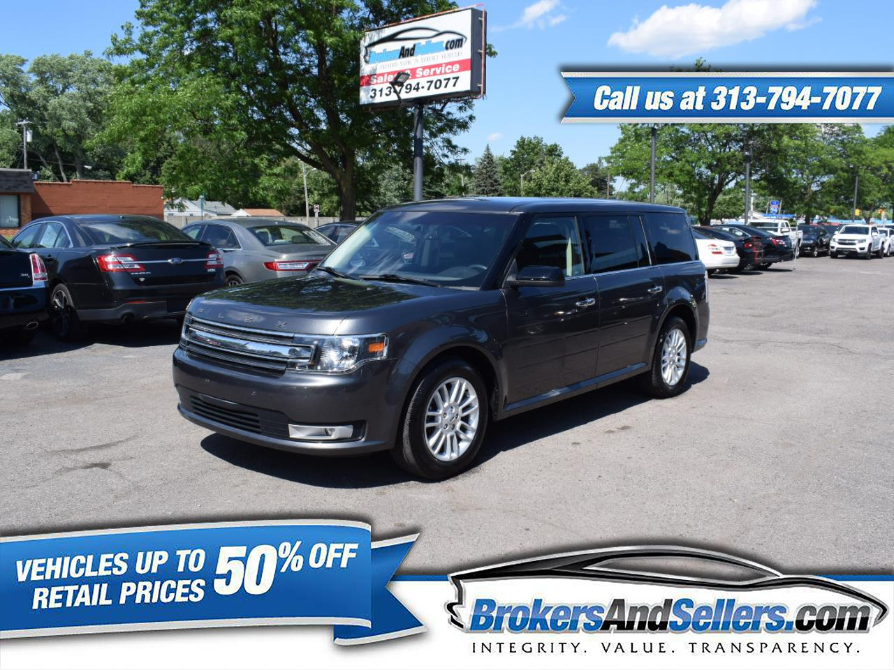 2016 Ford Flex SEL FWD