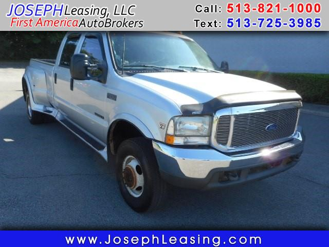 1999 Ford F-350 SD XLT Crew Cab Long Bed 4WD DRW